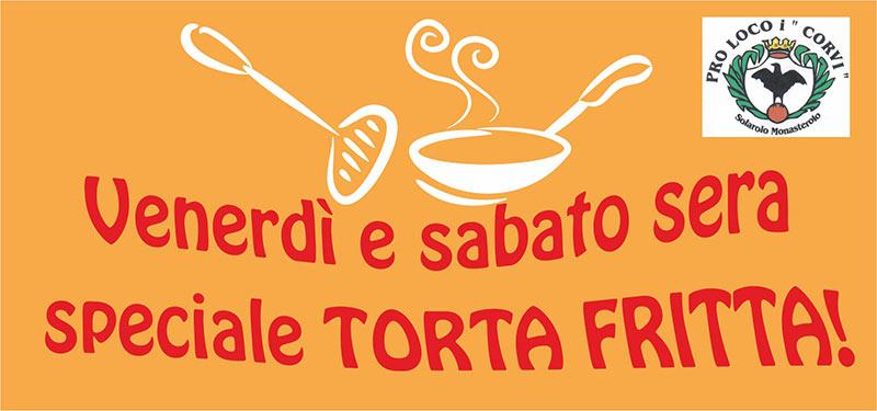 Pro Loco I Corvi – Speciale tortafritta!