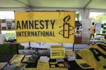 Amnesty per i diritti umani
